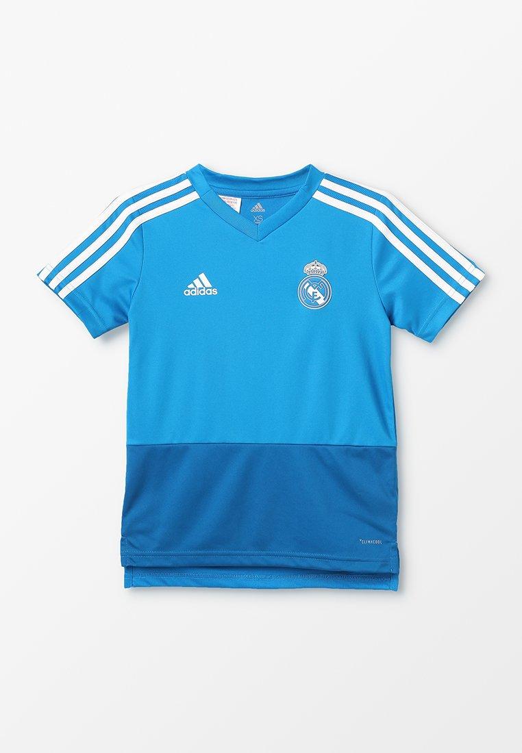 adidas Performance - REAL MADRID TRAINING - Squadra - blue/dark royal/white