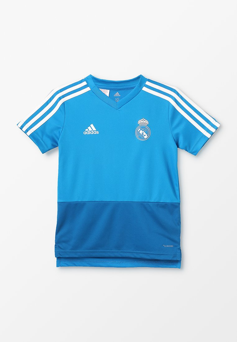 adidas Performance - REAL MADRID TRAINING - Vereinsmannschaften - blue/dark royal/white