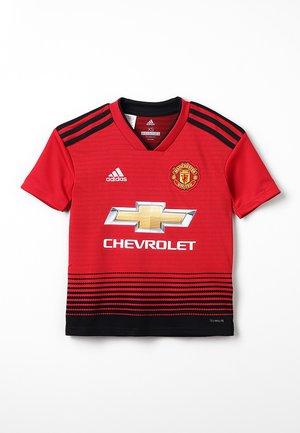 MANCHESTER UNITED - Club wear - red/black