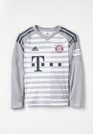FC BAYERN HOME GOALKEEPER - Keepers T-shirt - grey one/light granite/utility ivy