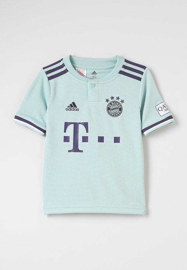 FC BAYERN MÜNCHEN - Equipación de clubes - ashgrn/trapur/white