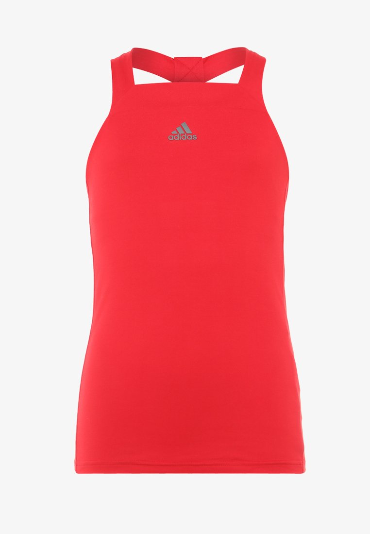 adidas Performance - Funktionsshirt - scarlet red