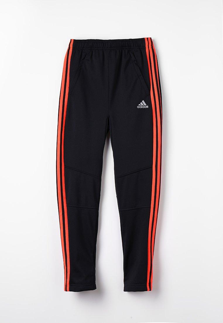 adidas Performance - Jogginghose - black/solar red