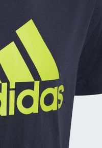 adidas Performance - ESSENTIALS SPORTS SHORT SLEEVE TEE - T-shirt print - legink/sesosl - 7