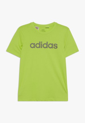 LIN TEE - T-shirts print - neon green/olive