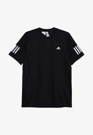 CLUB TEE - T-shirt imprimé - black/white