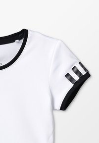 adidas Performance - CLUB - T-shirt imprimé - white - 2