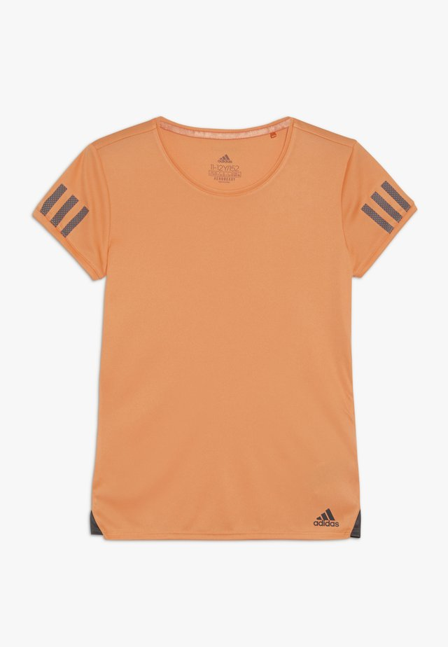 CLUB TEE - Camiseta estampada - orange