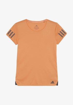 CLUB - T-shirt imprimé - orange