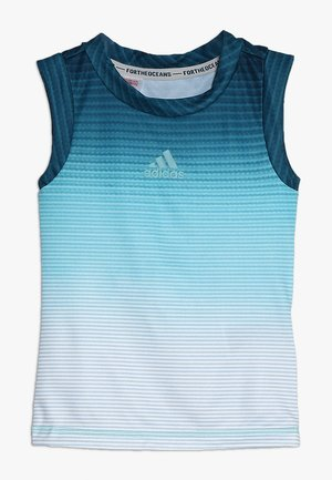 PARLEY TANK - Top - blue/white