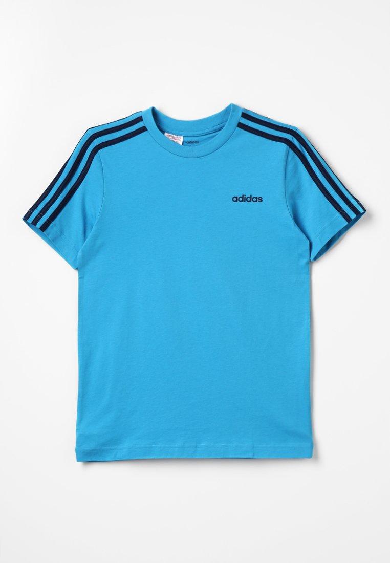 adidas Performance - TEE - T-Shirt print - shocya/conavy
