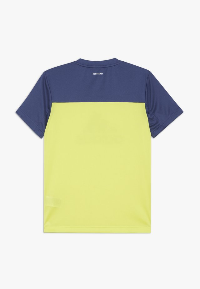 TEE - T-Shirt print - yellow