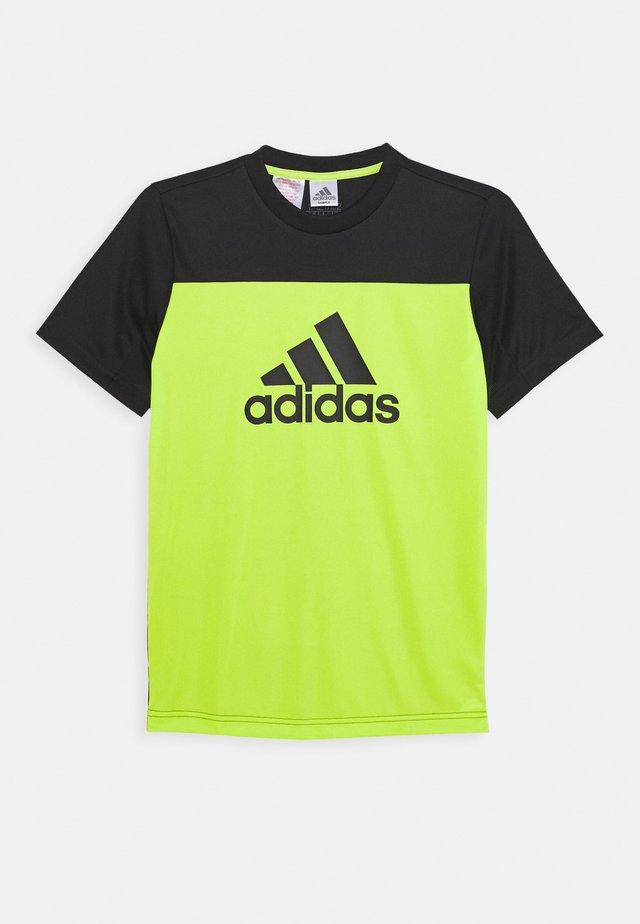 TEE - Camiseta estampada - hirere/black
