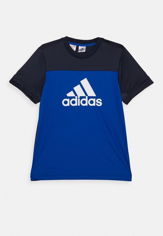 TEE - Camiseta estampada - royal blue/legend ink/white