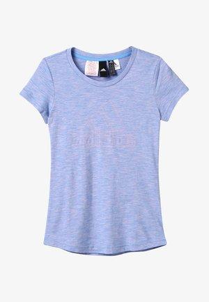WINNER - T-shirt con stampa - blue