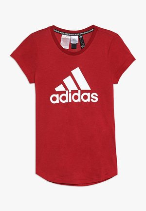 TEE - T-shirts med print - actmar/white