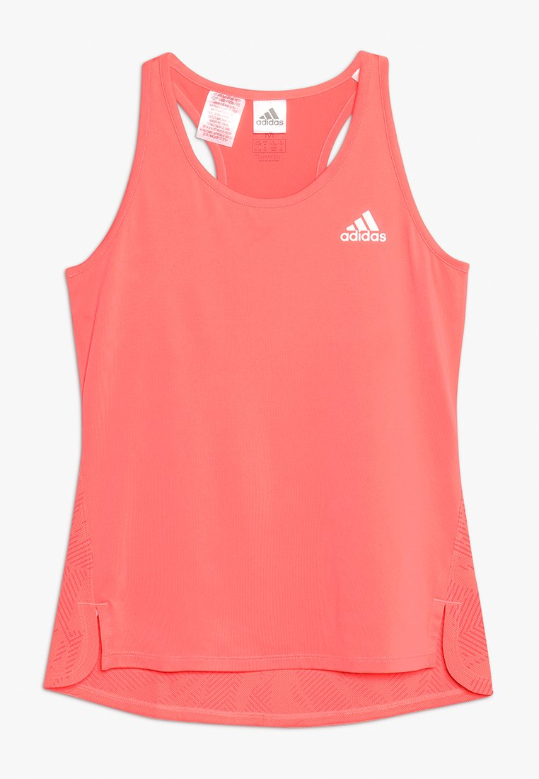 adidas Performance - SUM TANK - Funktionströja - red/white