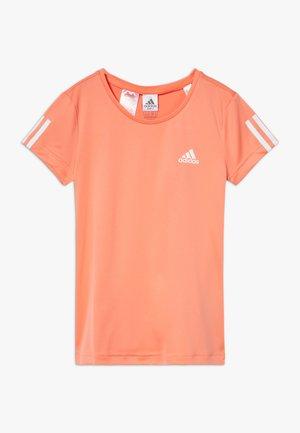 TEE - Print T-shirt - orange