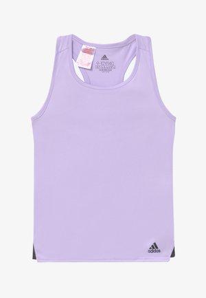 CLUB TANK - Sports shirt - purple
