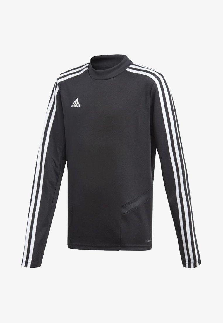 adidas Performance - TIRO 19 TRAINING TOP - T-shirt de sport - black