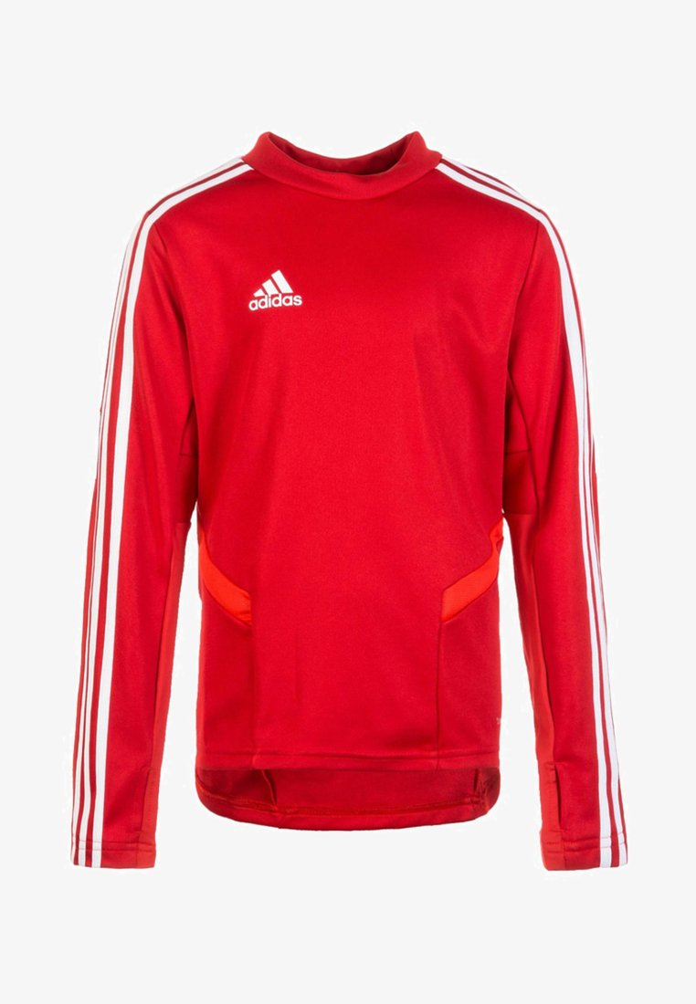 adidas Performance - TIRO 19 TRAINING TOP - Funktionsshirt - power red / white