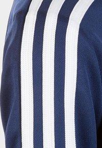 adidas Performance - TIRO 19 TRAINING TOP - Sportshirt - dark blue / bold blue / white - 3