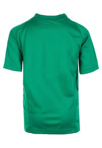 adidas Performance - TIRO - T-shirt imprimé - bold green/white - 1