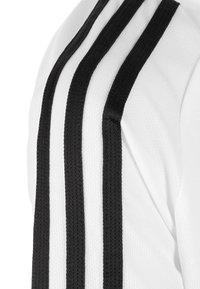 adidas Performance - TIRO 19 TRAININGS - T-shirts print - white/black - 2