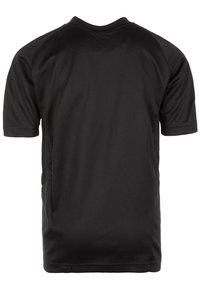 adidas Performance - TIRO 19 TRAININGS - T-shirt imprimé - black/white - 1