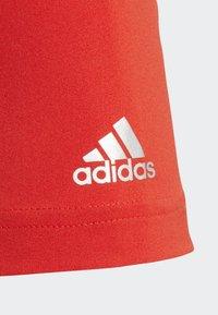 adidas Performance - ADIDAS X NEMESIS - T-shirt print - active red/black - 4