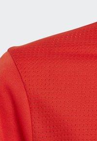 adidas Performance - ADIDAS X NEMESIS - T-shirt print - active red/black - 3