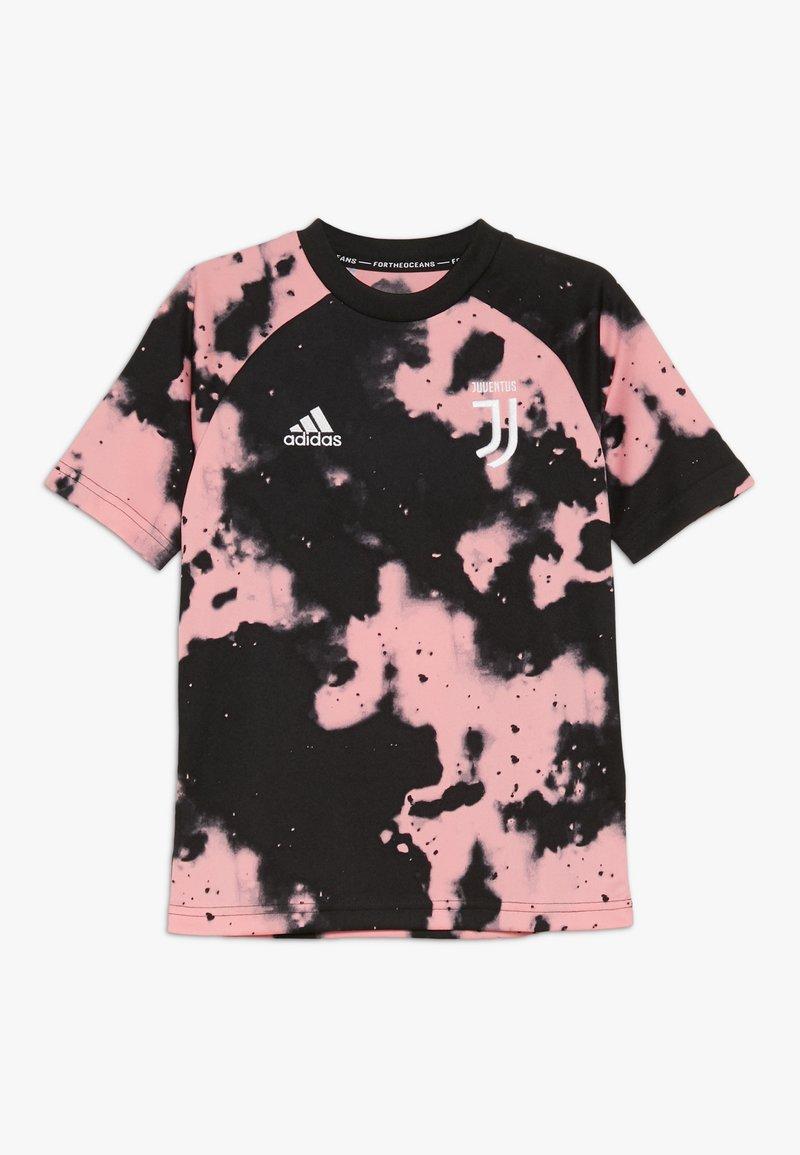 adidas Performance - JUVE  - Vereinsmannschaften - pink/black