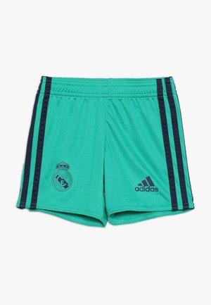 REAL MINI - Sports shorts - neon green