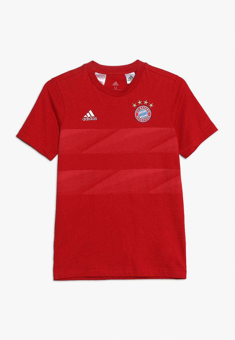 adidas Performance - FCB KIDS  - Klubtrøjer - red