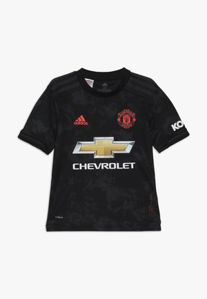 MUFC  - Club wear - black