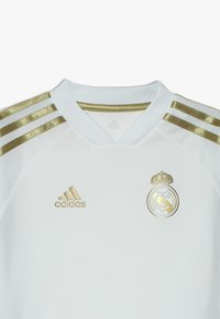 adidas Performance - REAL MADRID - Article de supporter - white/gold - 3