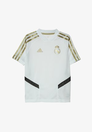 REAL MADRID - Equipación de clubes - white/gold