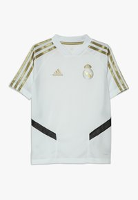 adidas Performance - REAL MADRID - Article de supporter - white/gold - 0