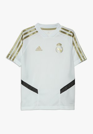 REAL MADRID - Article de supporter - white/gold