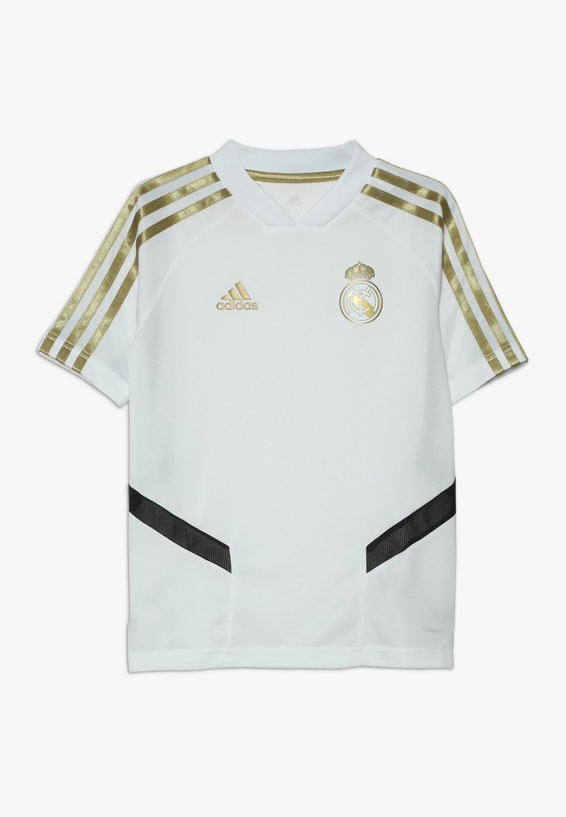adidas Performance - REAL MADRID - Article de supporter - white/gold