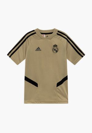 REAL MADRID - Article de supporter - raw gold/black