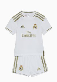 adidas Performance - REAL HOME MINI - Fanartikel - white - 0