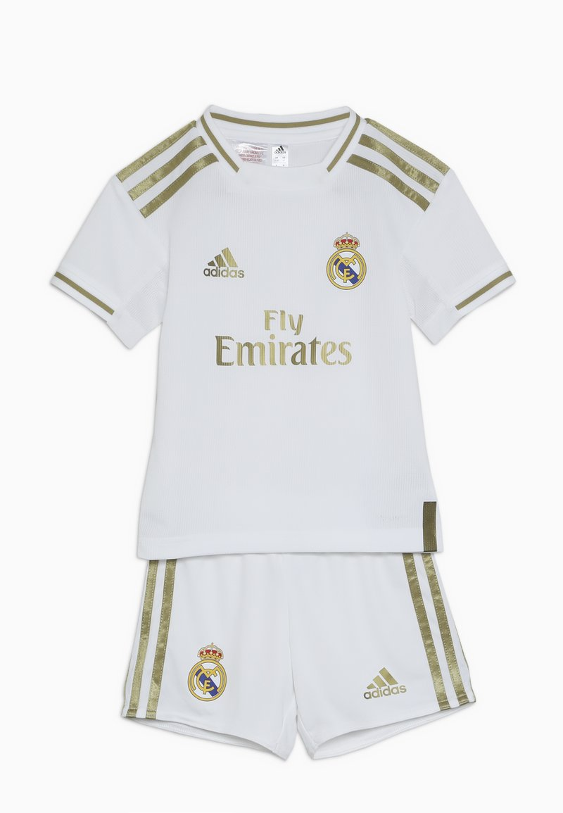 adidas Performance - REAL HOME MINI - Fanartikel - white