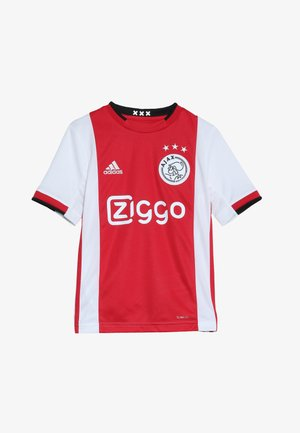 AJAX AMSTERDAM H JSY Y - Club wear - bold red/white/black