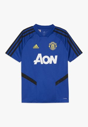 MANCHESTER UNITED FC - Club wear - collegiate royal/black