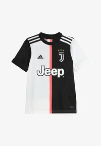 adidas Performance - JUVENTUS TURIN HOME - Fanartikel - black/white - 2