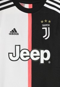 adidas Performance - JUVENTUS TURIN HOME - Fanartikel - black/white - 3