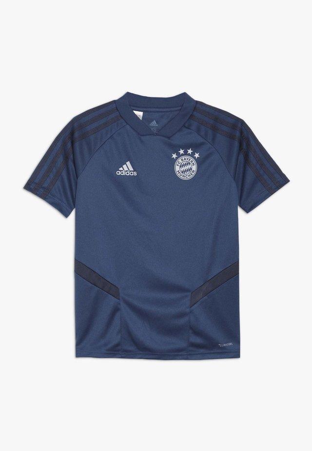 FCB - Camiseta estampada - night marine/ trace blue