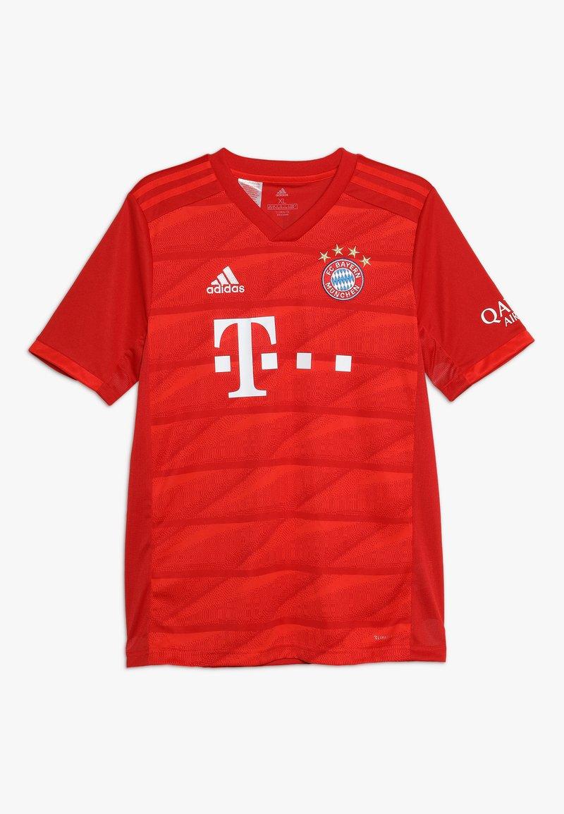 adidas Performance - FC BAYERN MÜNCHEN H JSY Y - Vereinsmannschaften - true red