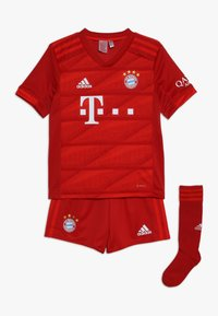 adidas Performance - FC BAYERN MÜNCHEN MINI SET - Korte broeken - true red - 0